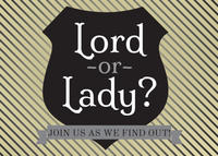 Lord or Lady?